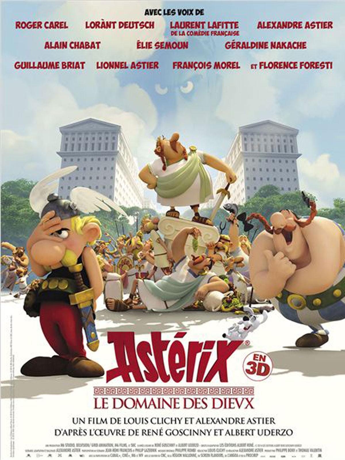 Astérix : Le Domaine des Dieux | Clichy, Louis (Réalisateur)