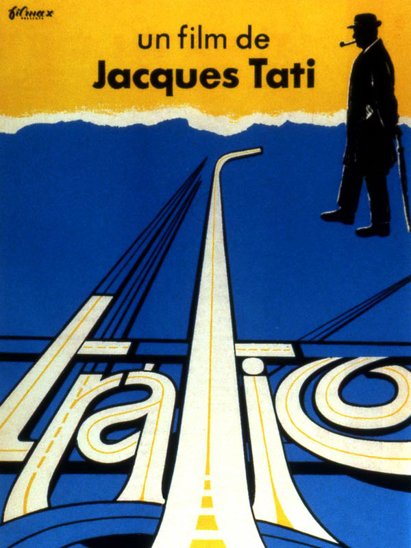 Trafic | Tati, Jacques (Réalisateur)