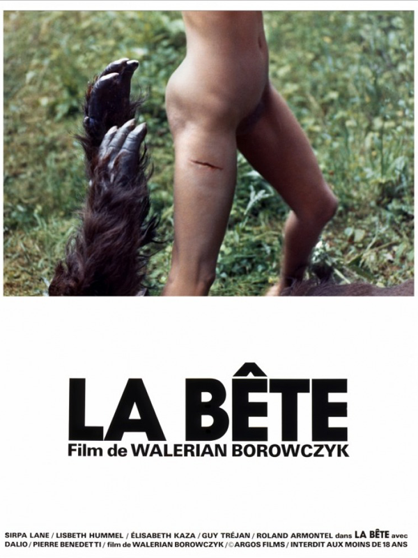 La Bête | Borowczyk, Walerian (Réalisateur)