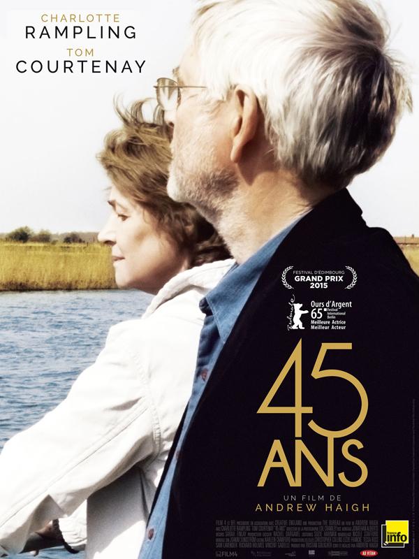 45 ans | Haigh, Andrew (Réalisateur)