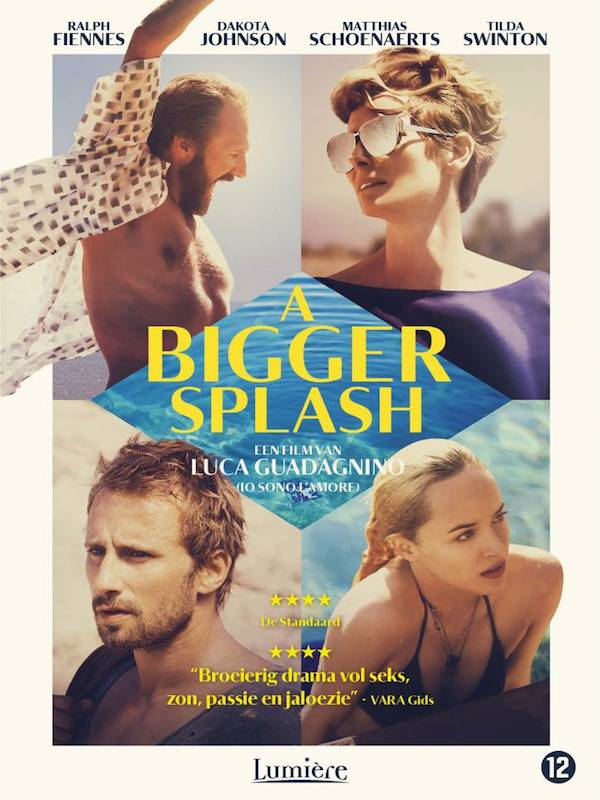 Film Fest Gent A Bigger Splash