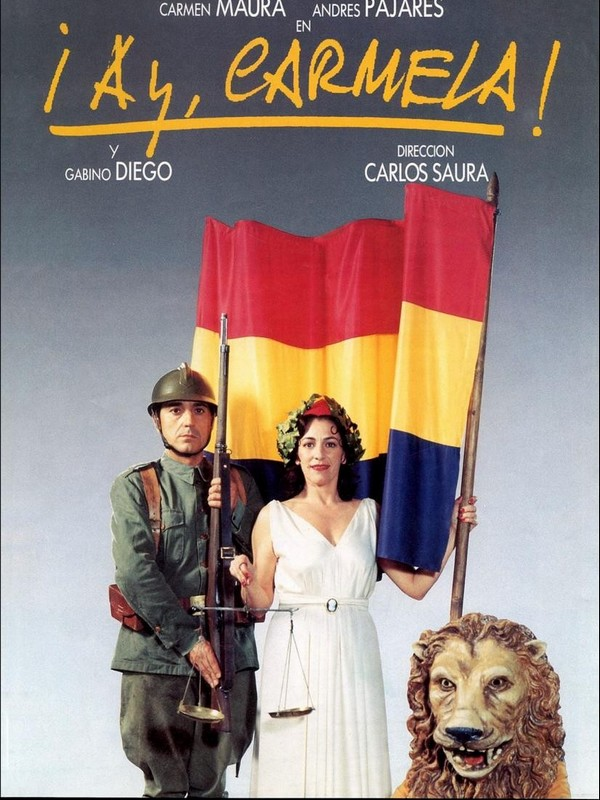 Film Fest Gent - ¡ Ay, Carmela !