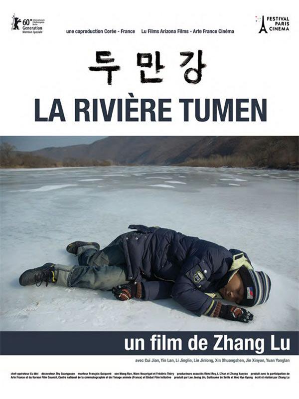 La rivière Tumen   Lu, Zhang (Réalisateur)