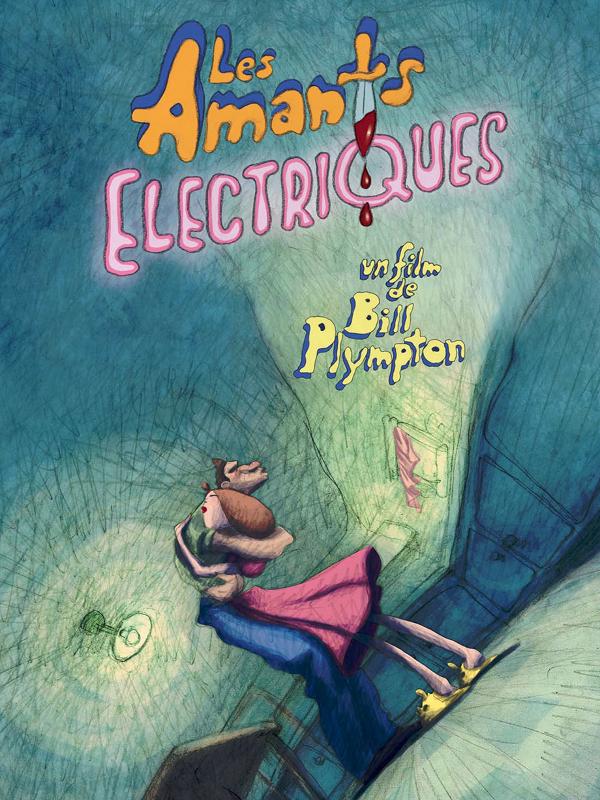 Les Amants électriques | Plympton, Bill (Réalisateur)
