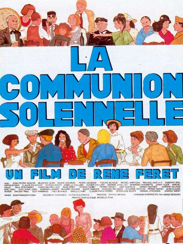 La Communion solennelle | Féret, René (Réalisateur)
