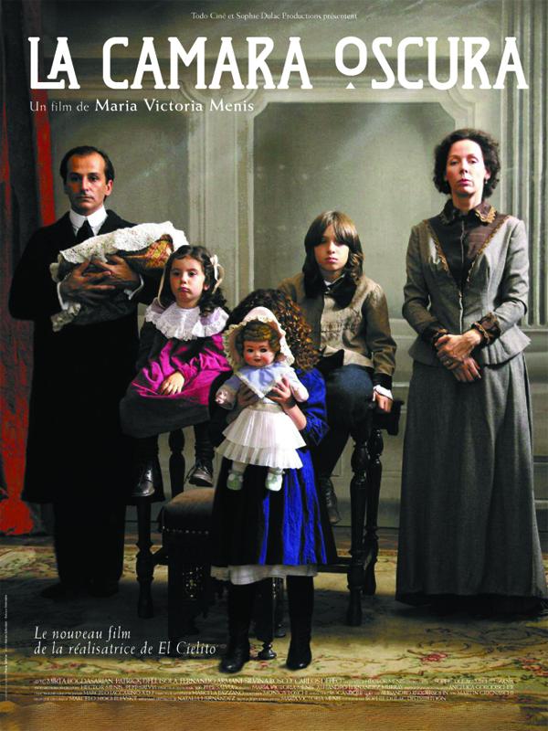 La Camara oscura | Menis, María Victoria (Réalisateur)