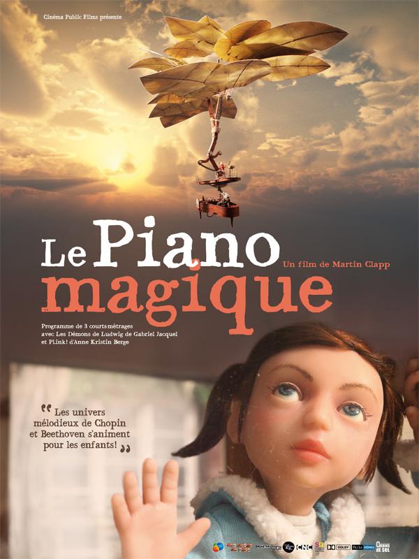 Le piano magique | Gabriel Jacquel,  (Réalisateur)