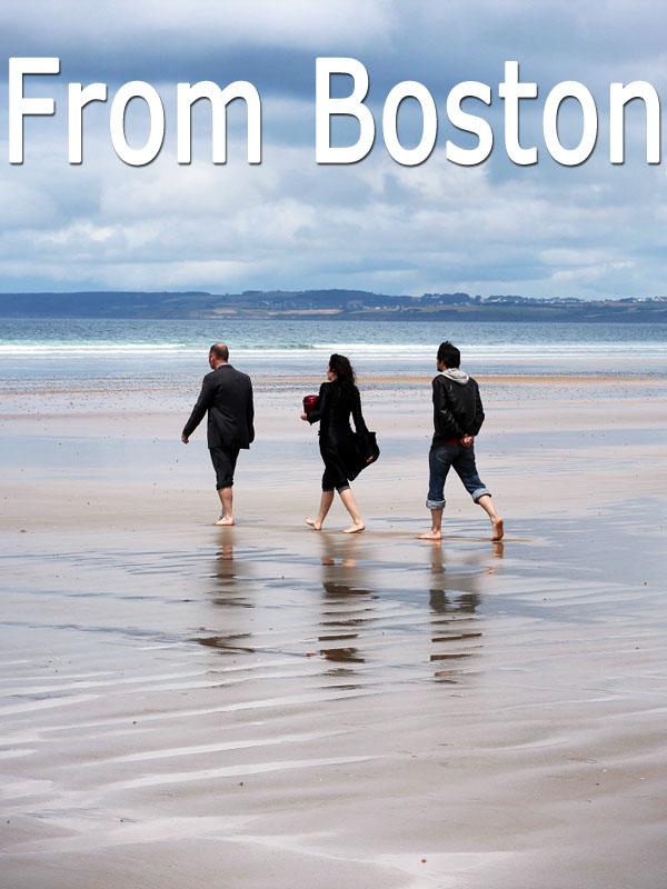 From Boston   Guillet, Sylvia (Réalisateur)