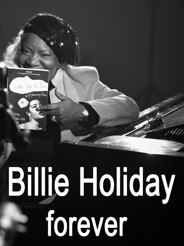 Billie Holiday forever |