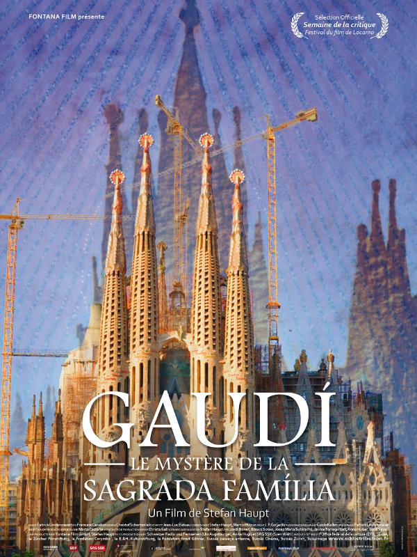 Gaudí, le mystère de la Sagrada Família | Haupt, Stefan (Réalisateur)