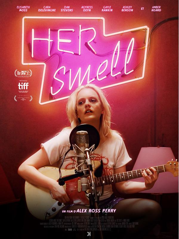 Her Smell | Perry, Alex Ross (Réalisateur)