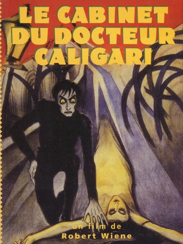 Le Cabinet du Docteur Caligari | Wiene, Robert (Réalisateur)