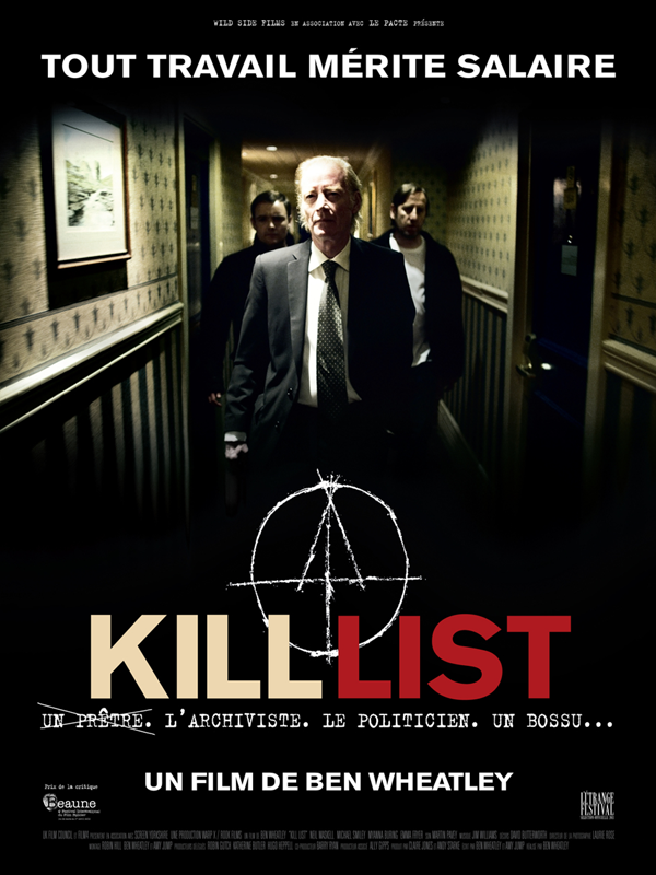 Kill list | Wheatley, Ben (Réalisateur)