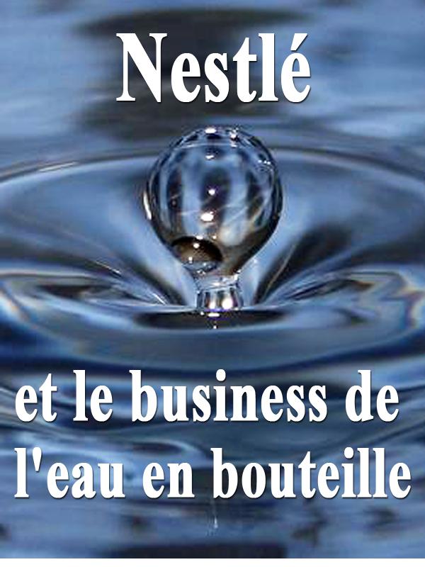 Nestlé et le business de l'eau en bouteille | Schnell Et Res Gehriger, Urs (Réalisateur)