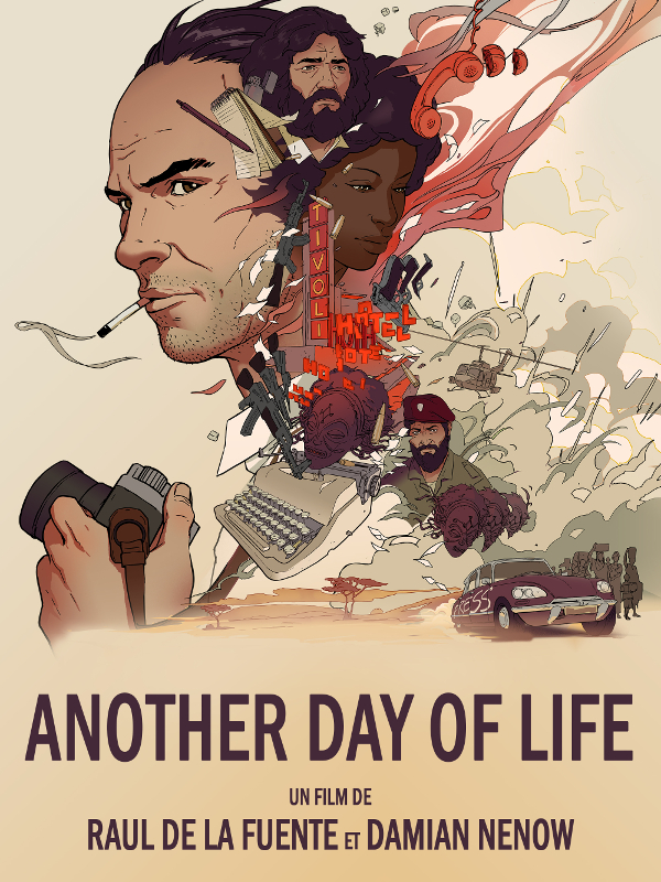 Another Day of Life | de la Fuente, Raúl (Réalisateur)