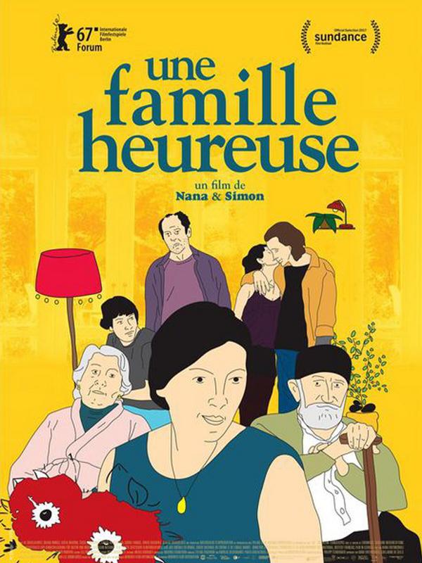 """Afficher """"Une famille heureuse"""""""