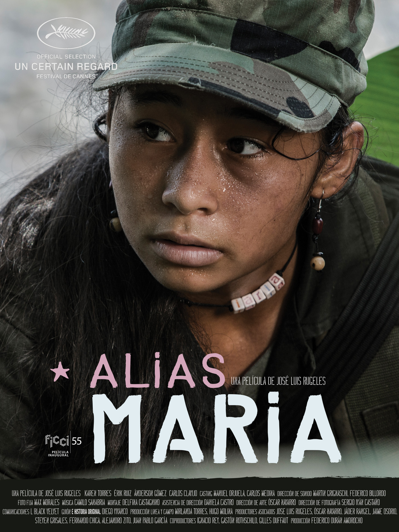Alias Maria | Rugeles, José Luis (Réalisateur)