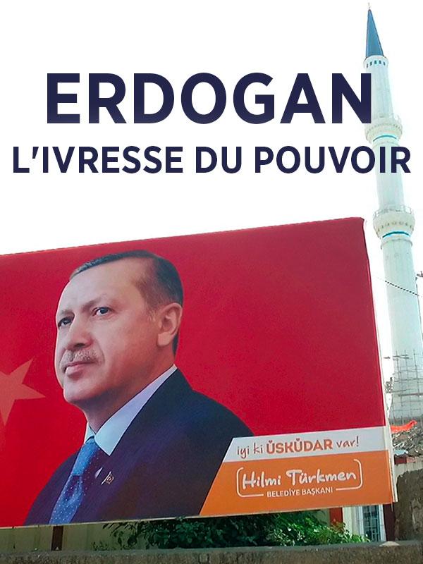 Erdogan, l'ivresse du pouvoir   Cayatte, Gilles (Réalisateur)