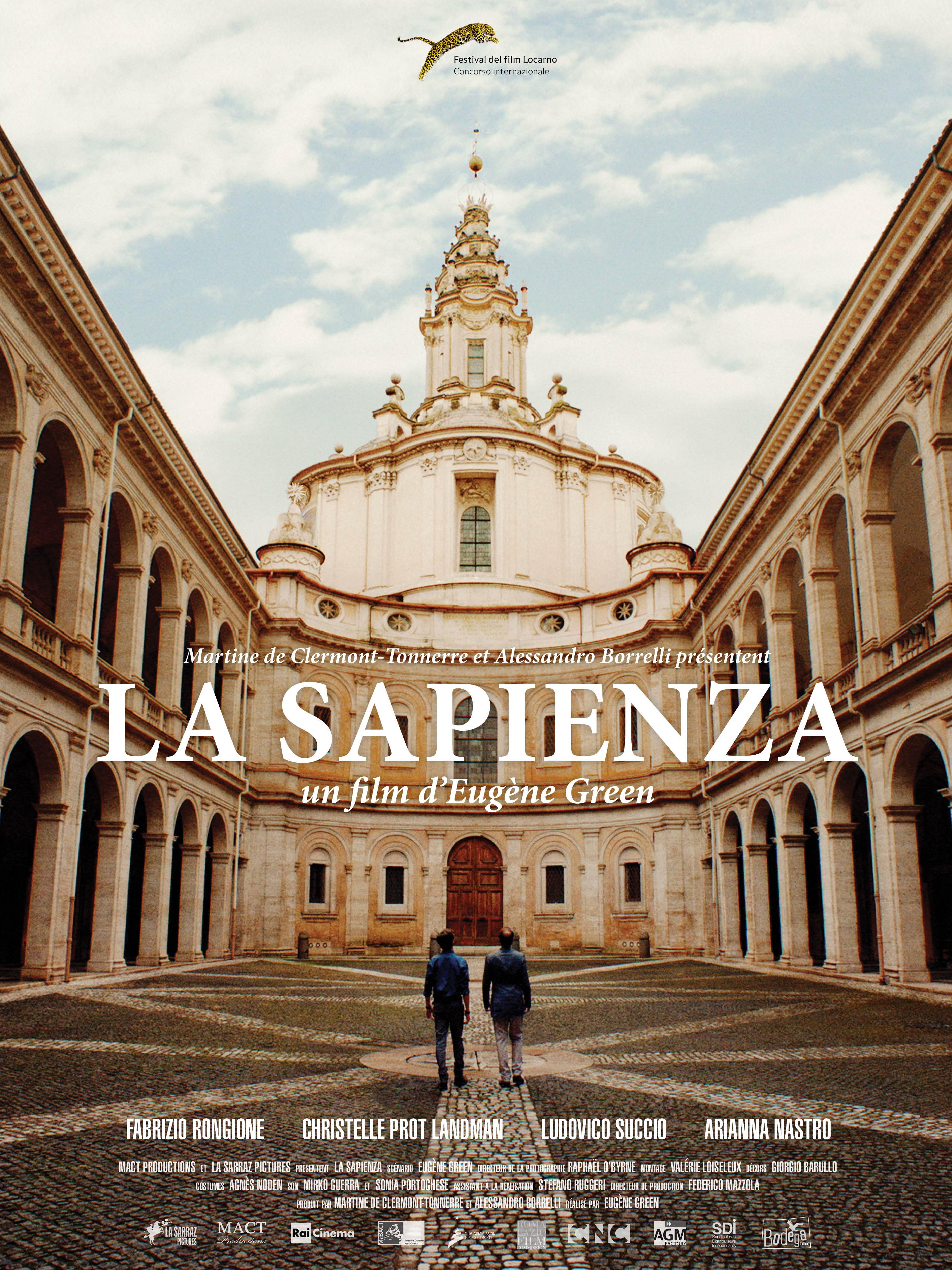 La Sapienza | Green, Eugène (Réalisateur)