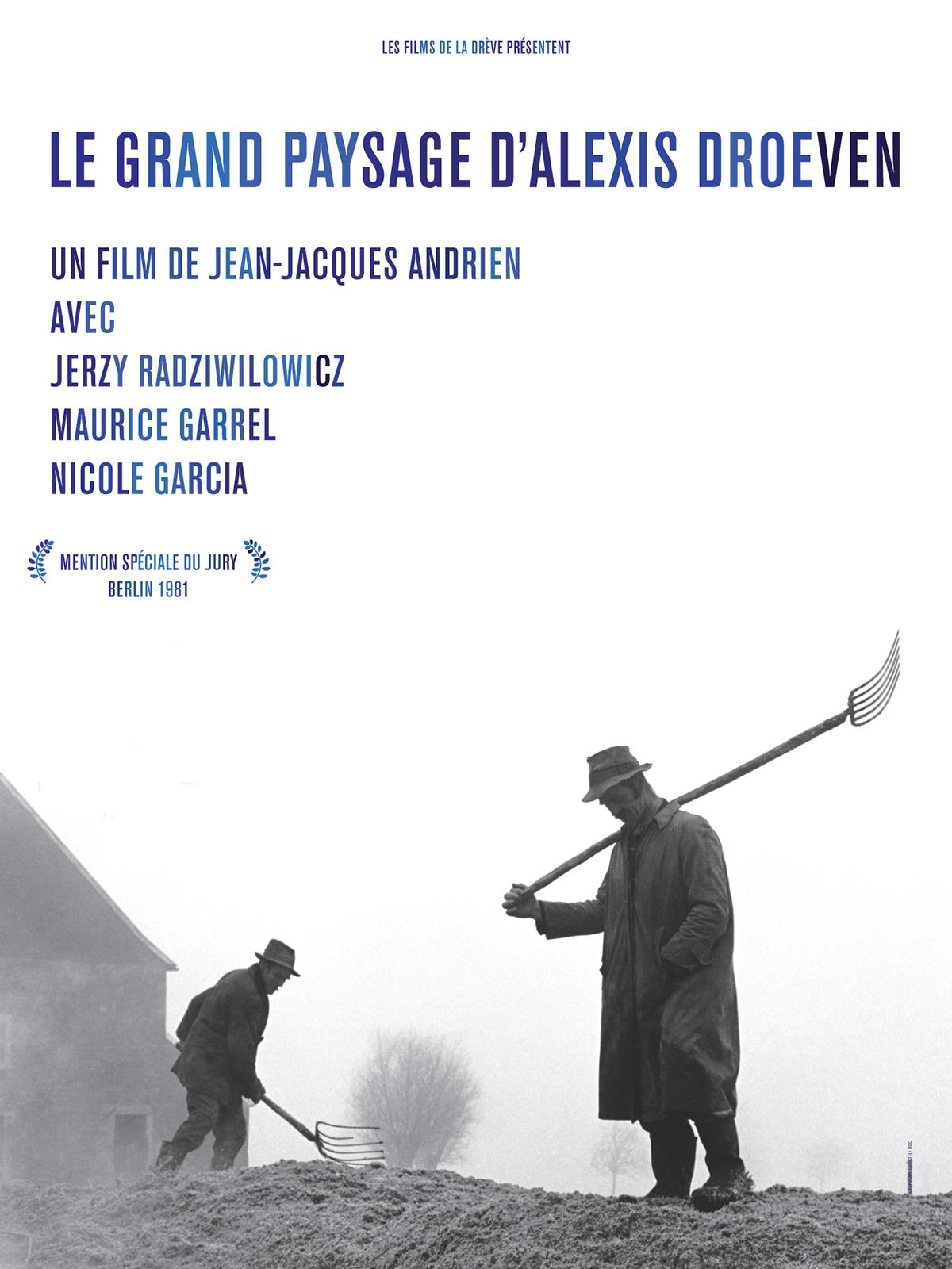 Le Grand Paysage d'Alexis Droeven   Andrien, Jean-Jacques (Réalisateur)