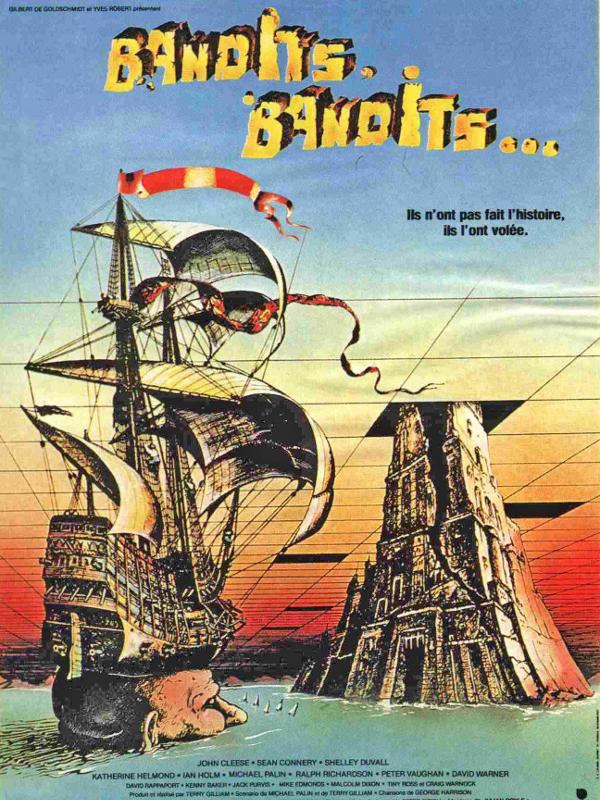 Bandits, bandits | Gilliam, Terry (Réalisateur)