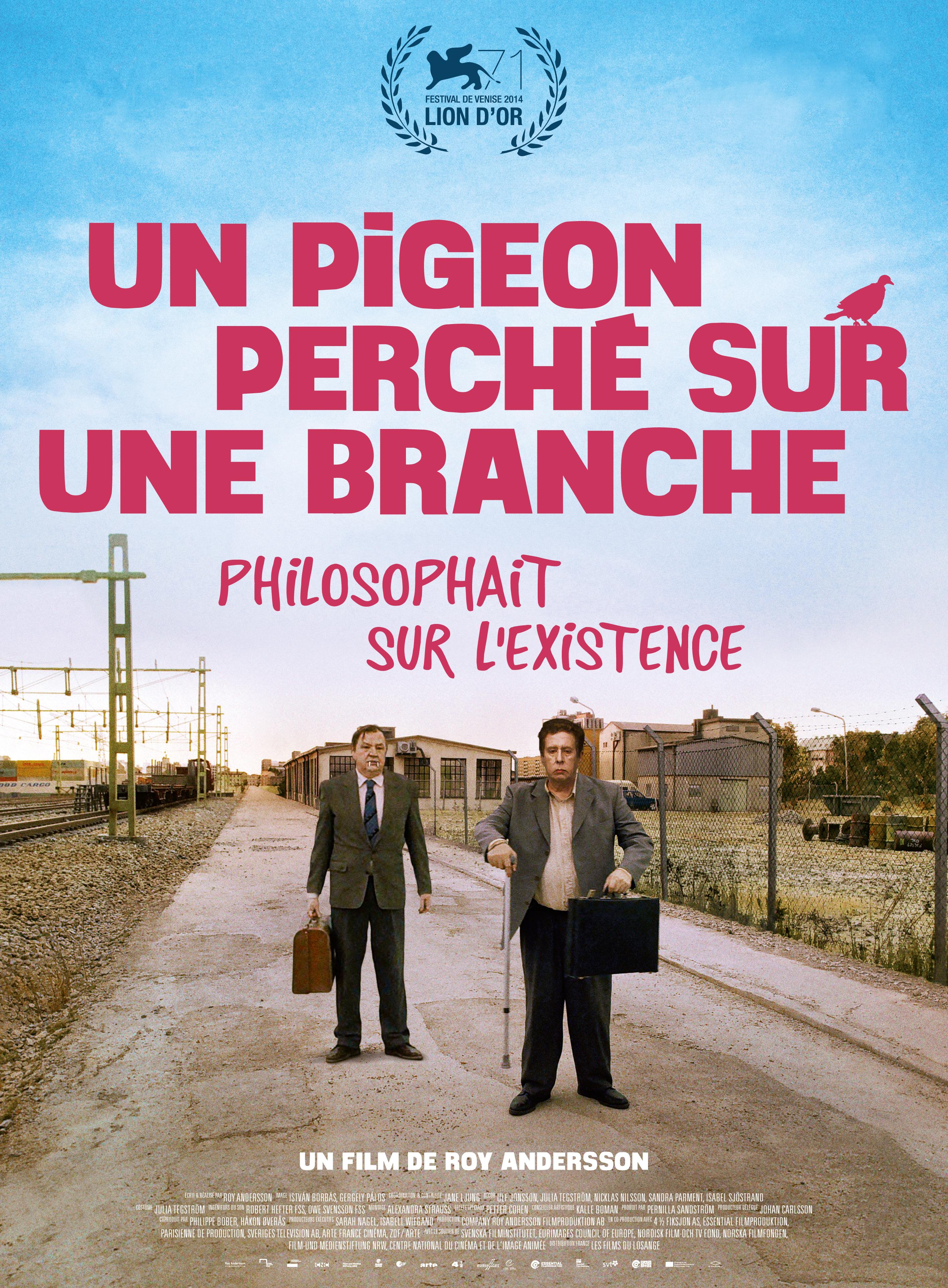Un pigeon perché sur une branche philosophait sur l'existence | Andersson, Roy (Réalisateur)