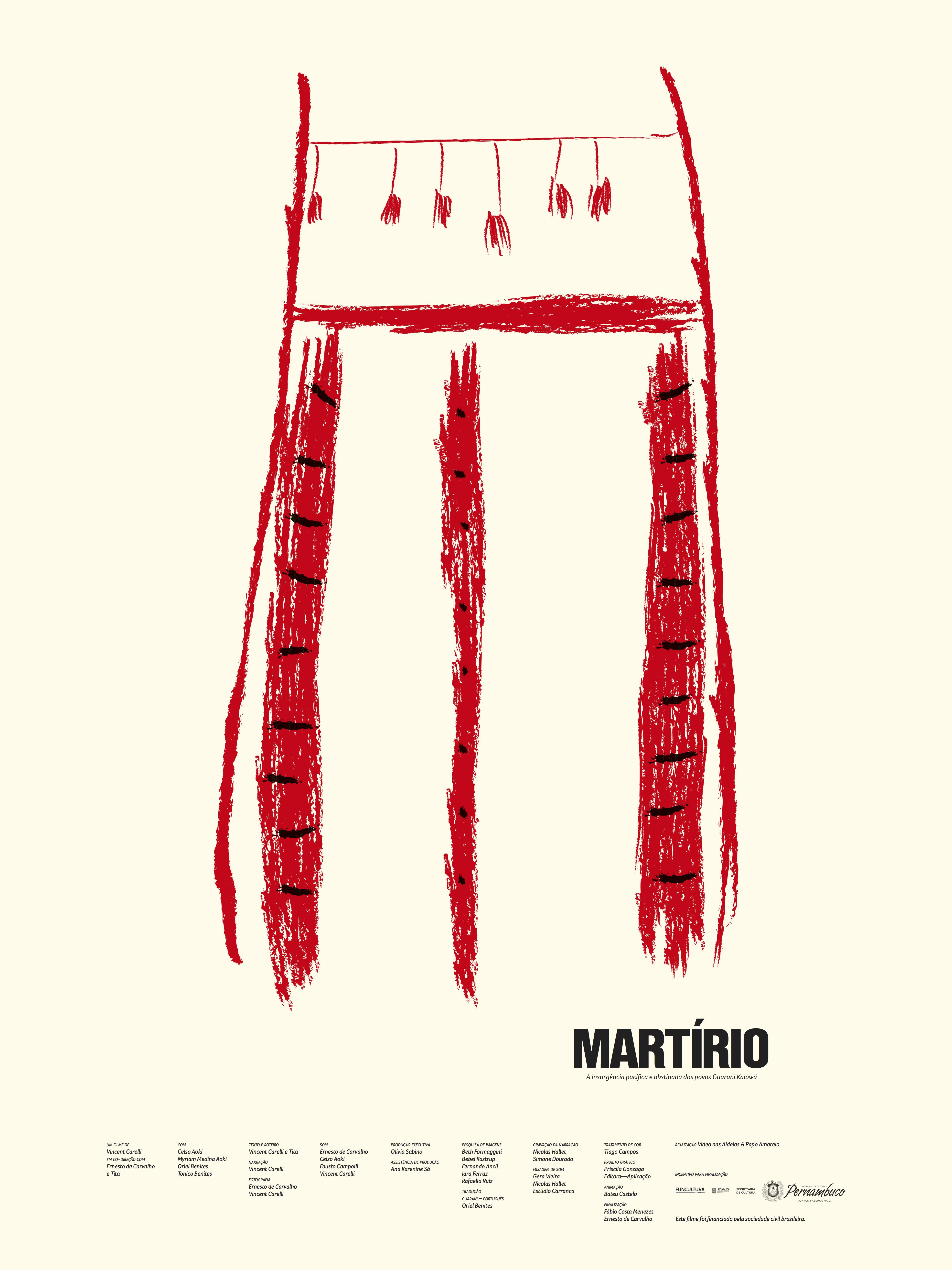 Martírio | Carelli, Vincent (Réalisateur)