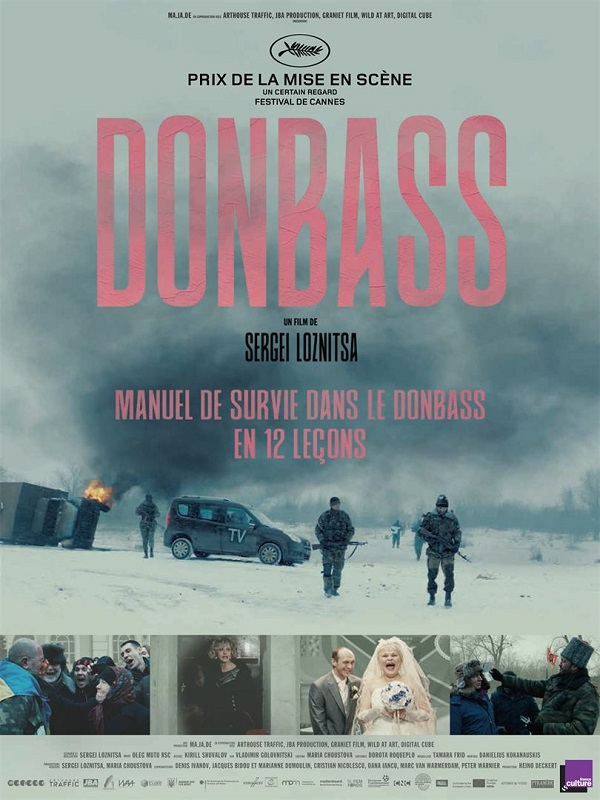 Donbass | Loznitsa, Sergey (Réalisateur)