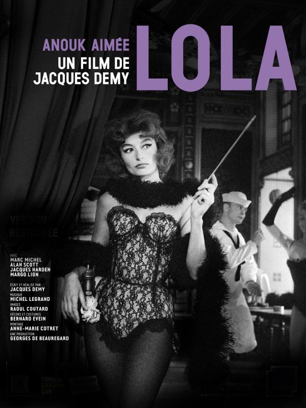 Lola | Demy, Jacques (Réalisateur)