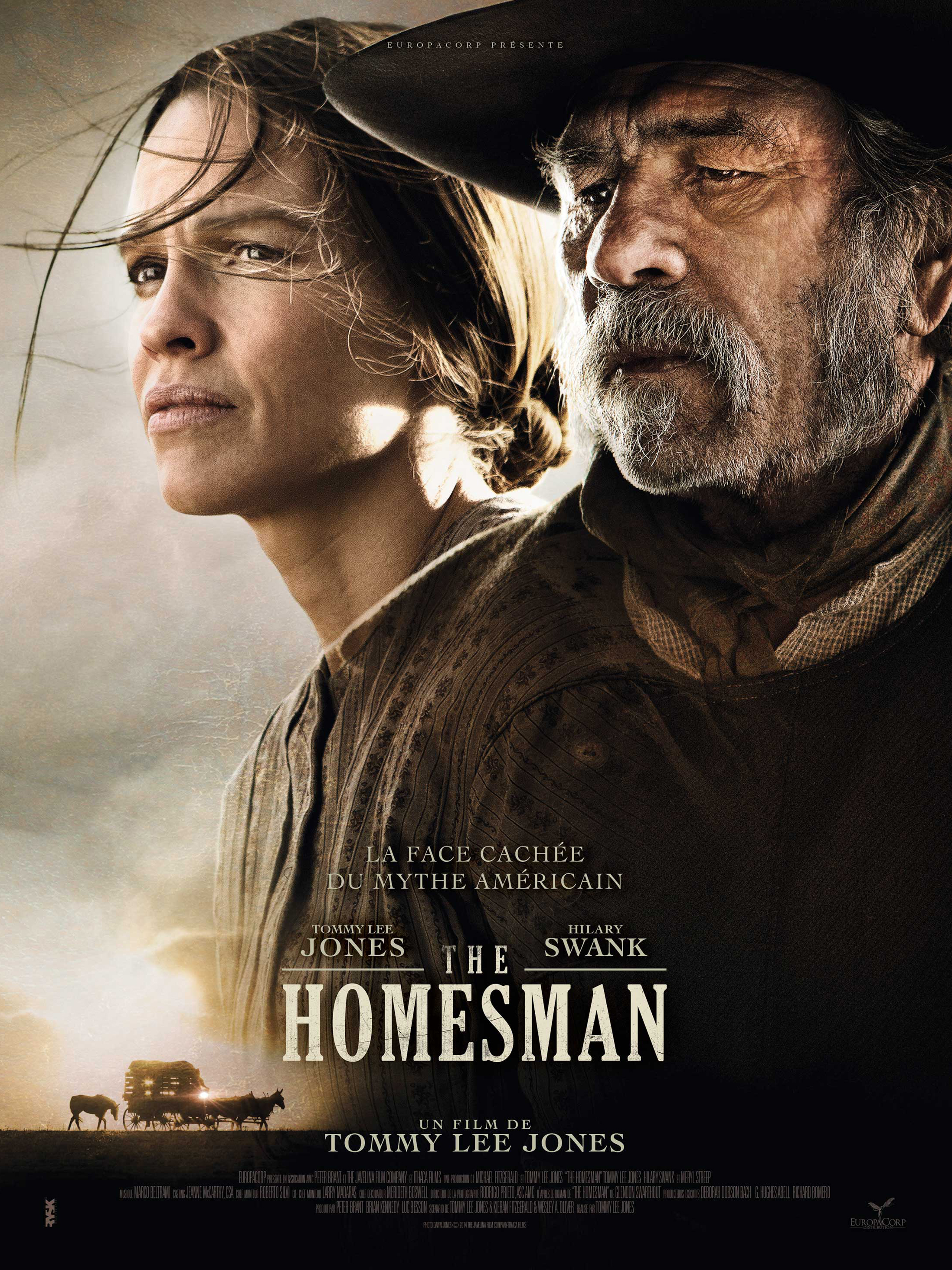 Film Fest Gent The Homesman