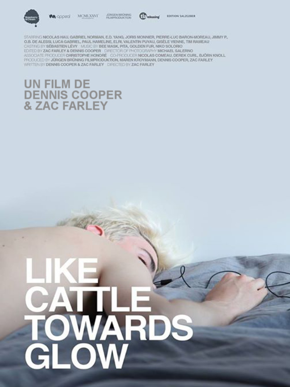 "Afficher ""Like Cattle Towards Glow"""