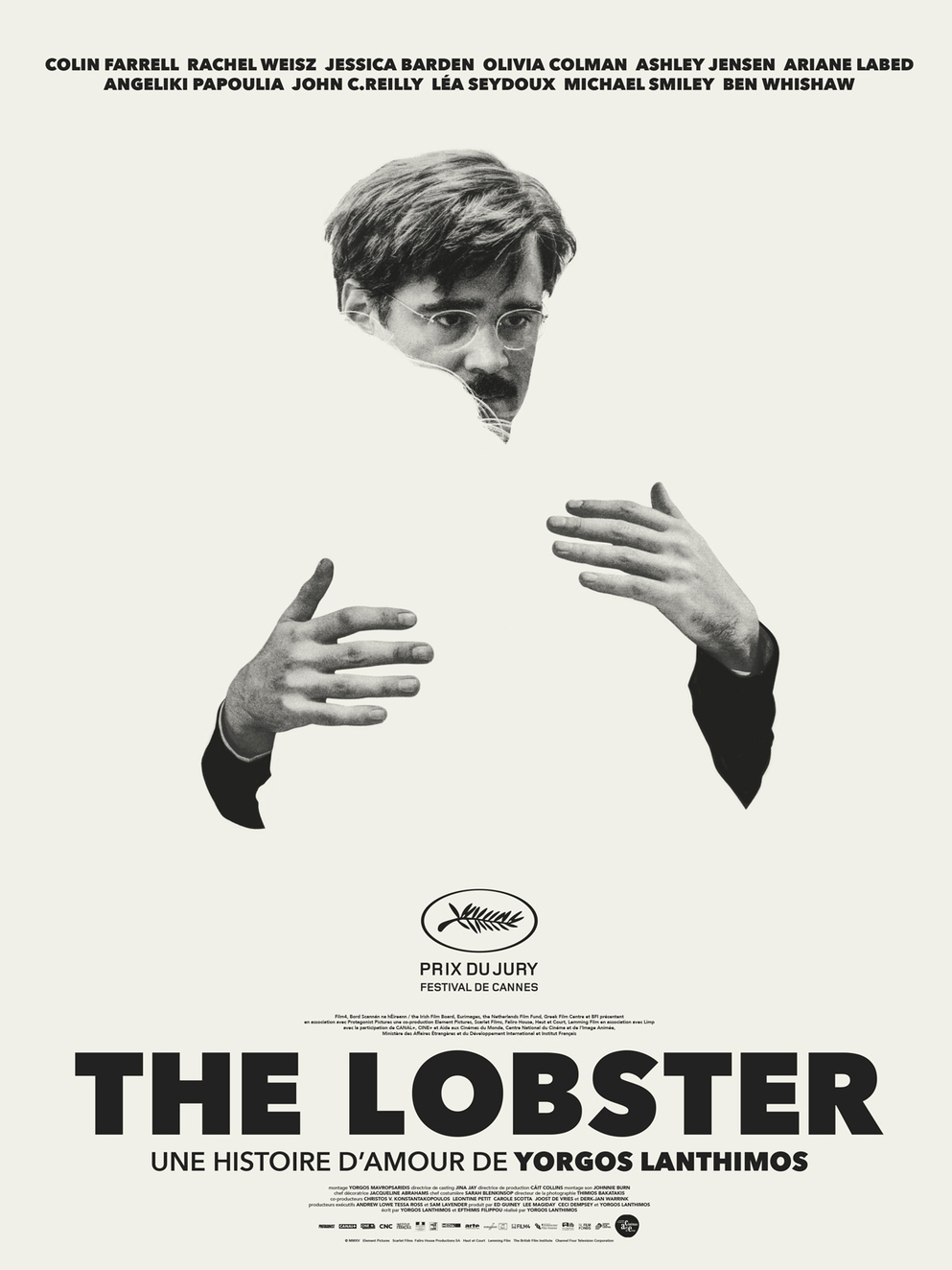 "Afficher ""The Lobster"""