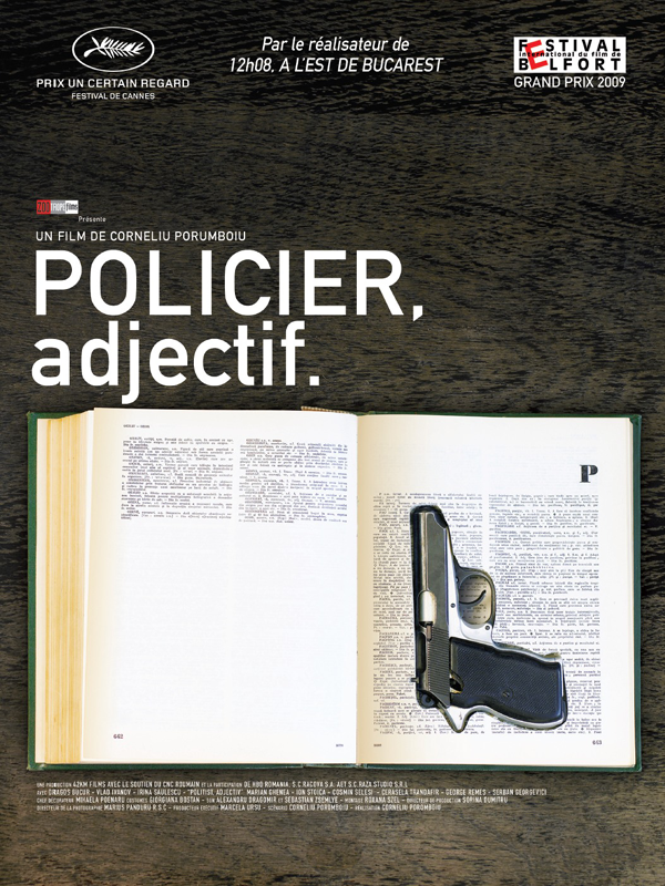 Policier, adjectif | Porumboiu, Corneliu (Réalisateur)