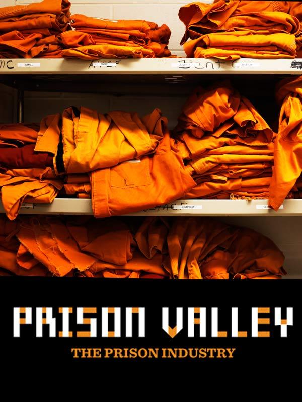 Prison Valley | Dufresne, David (Réalisateur)