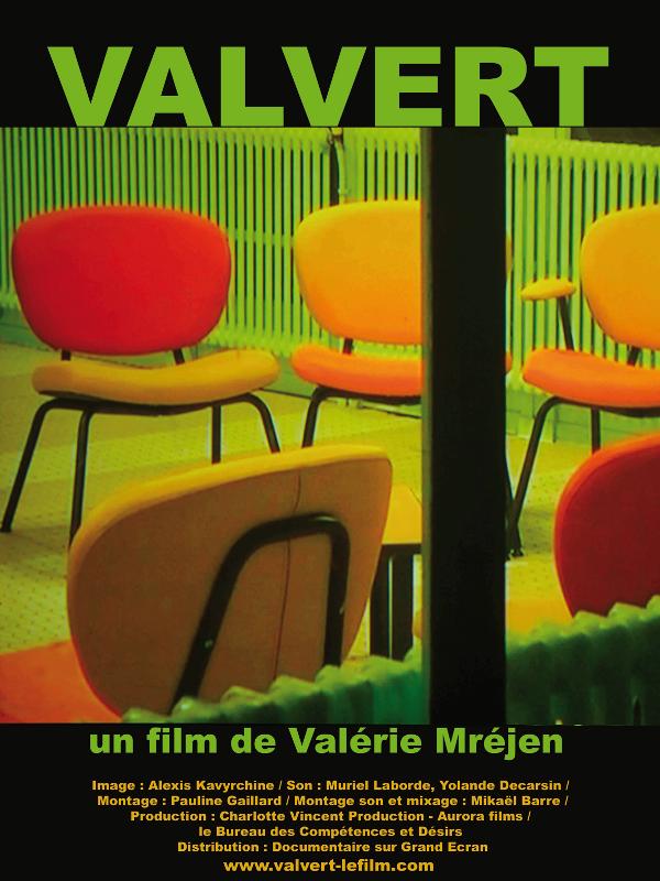 Valvert   Mrejen, Valérie (Réalisateur)
