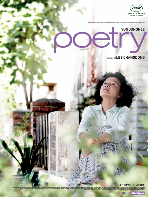 Poetry   Lee, Chang-dong (Réalisateur)