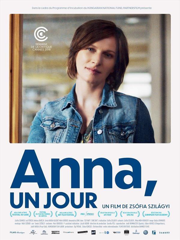 Anna, un jour | Szilágyi, Zsófia (Réalisateur)