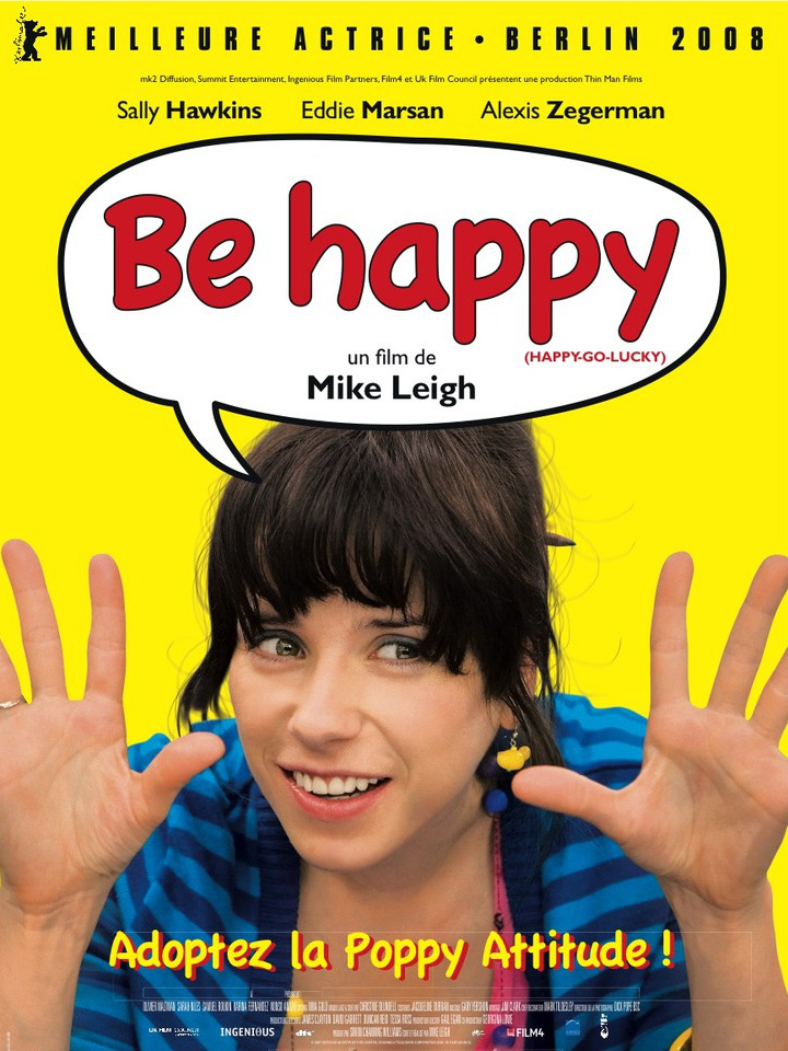 Be Happy | Leigh, Mike (Réalisateur)