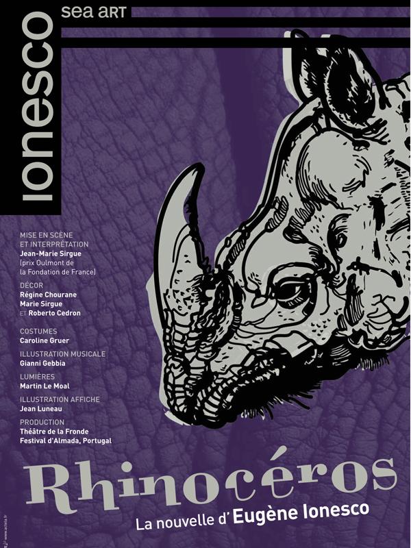Rhinocéros | Thiel, Dominique (Réalisateur)