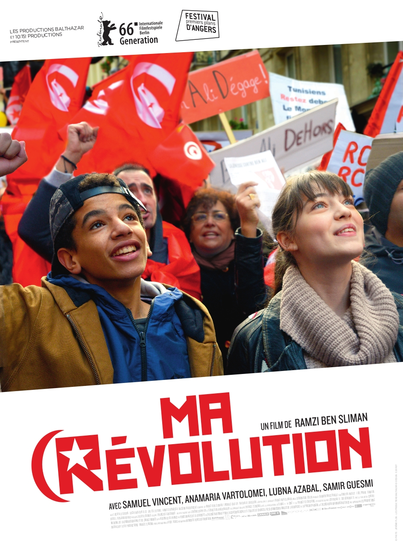 Ma révolution | Ben Sliman, Ramzi (Réalisateur)