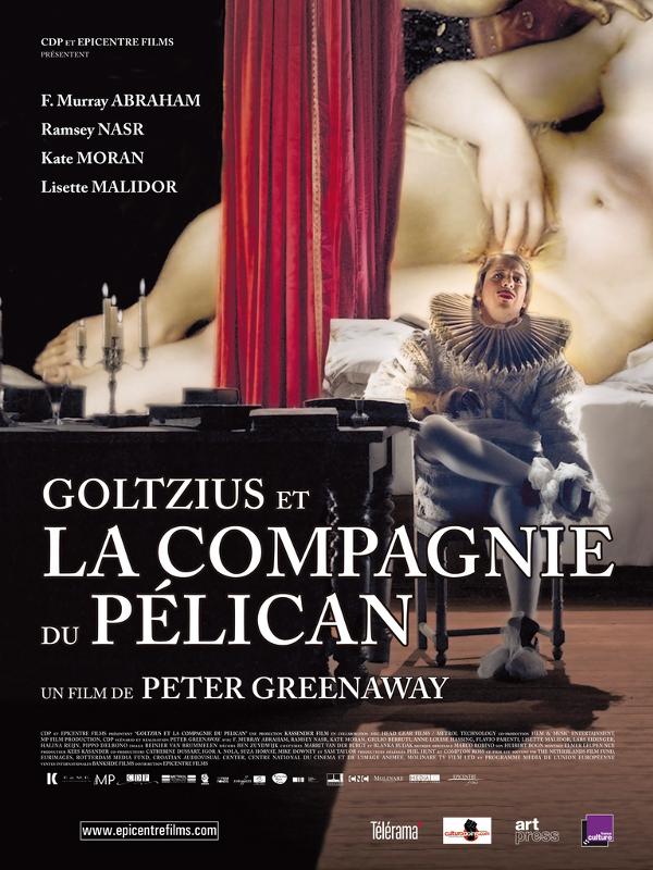 Goltzius et la compagnie du pélican | Greenaway, Peter (Réalisateur)