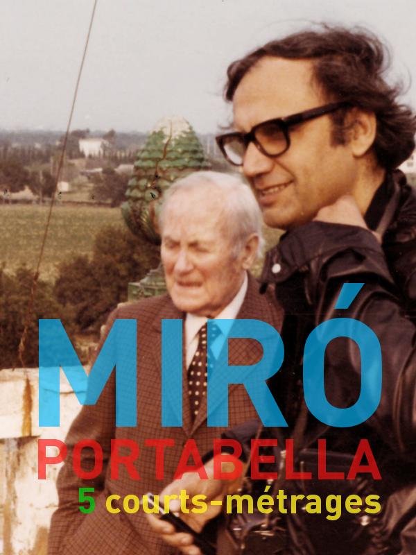 Portabella / Miró : 5 courts-métrages | Portabella, Pere (Réalisateur)