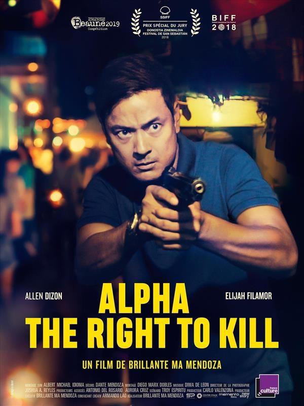 Alpha - The Right to Kill |