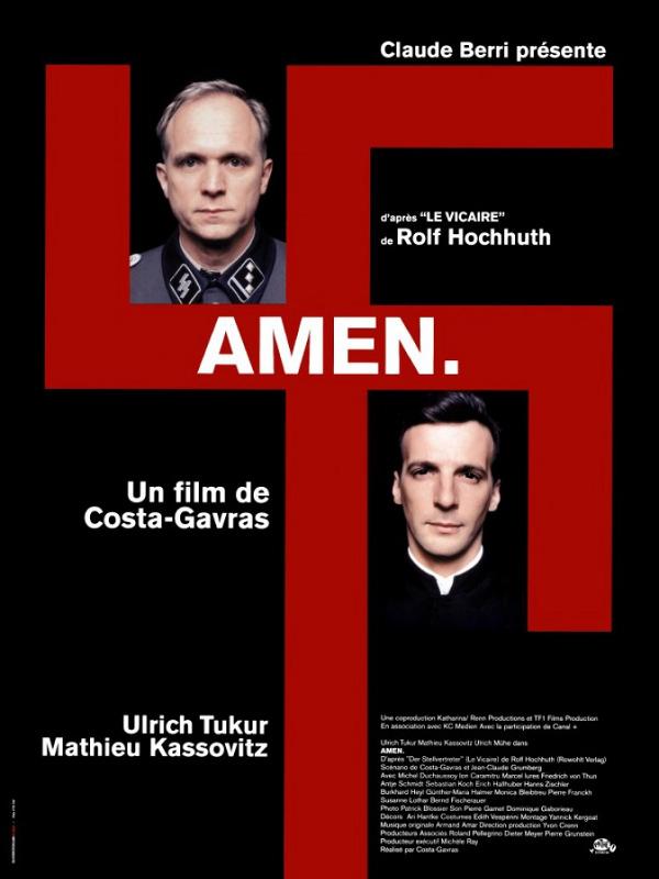Amen | Costa-Gavras,  (Réalisateur)
