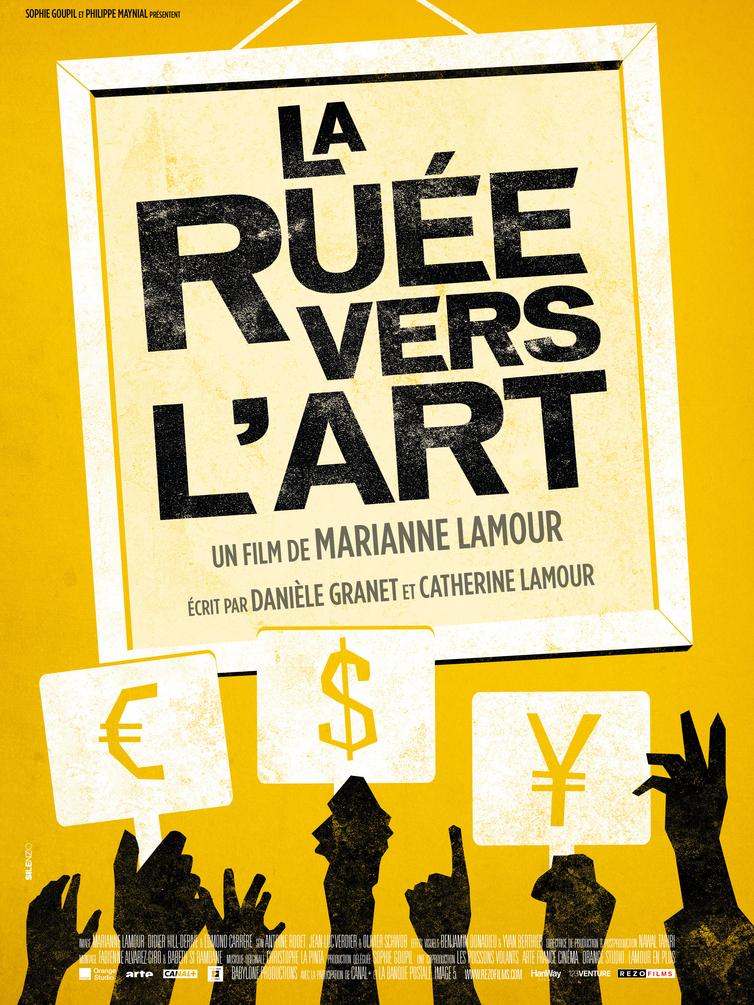 La Ruée vers l'art | Lamour, Marianne (Réalisateur)