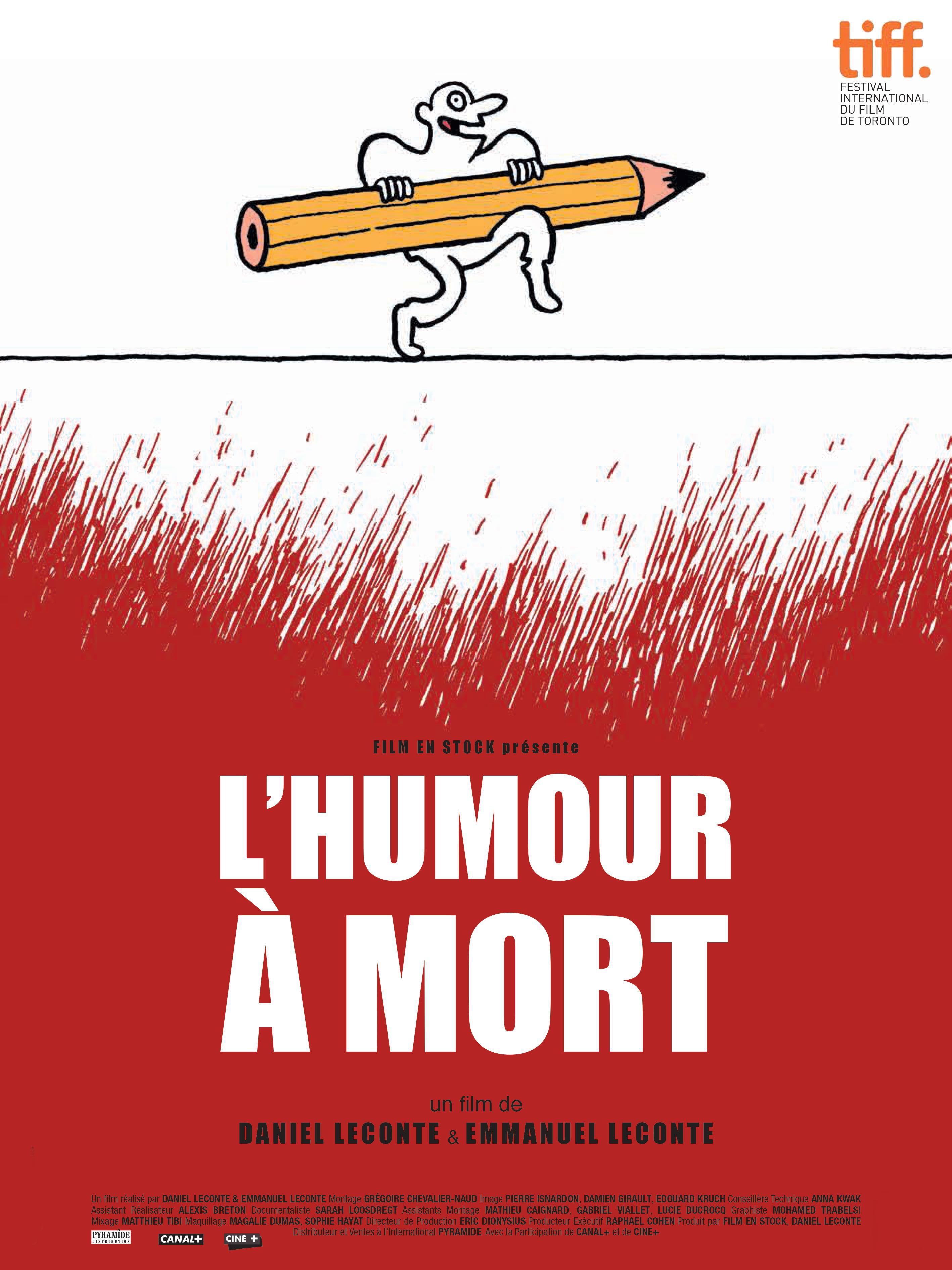 L'Humour à mort | Leconte, Daniel (Réalisateur)