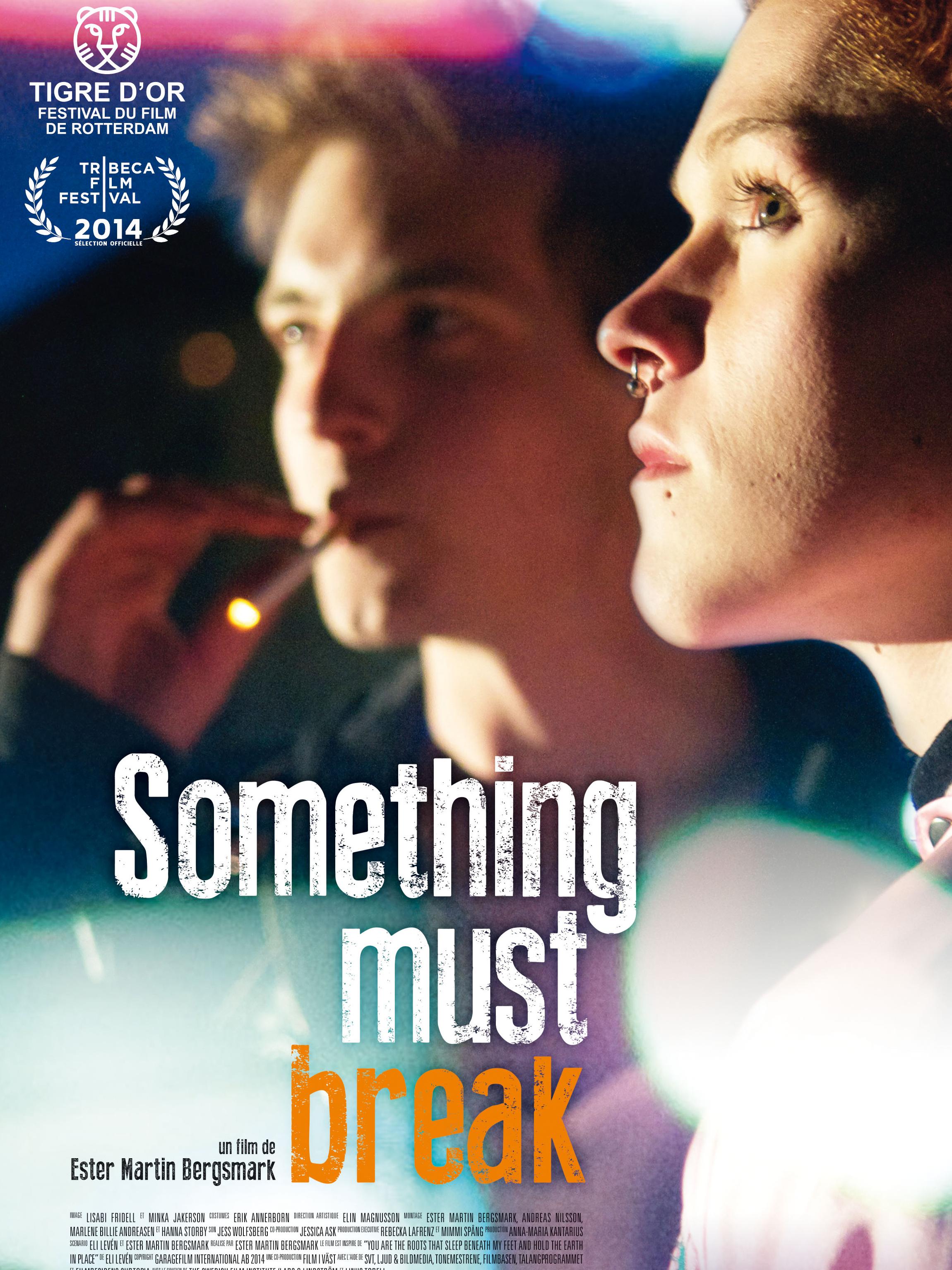"Afficher ""Something Must Break"""