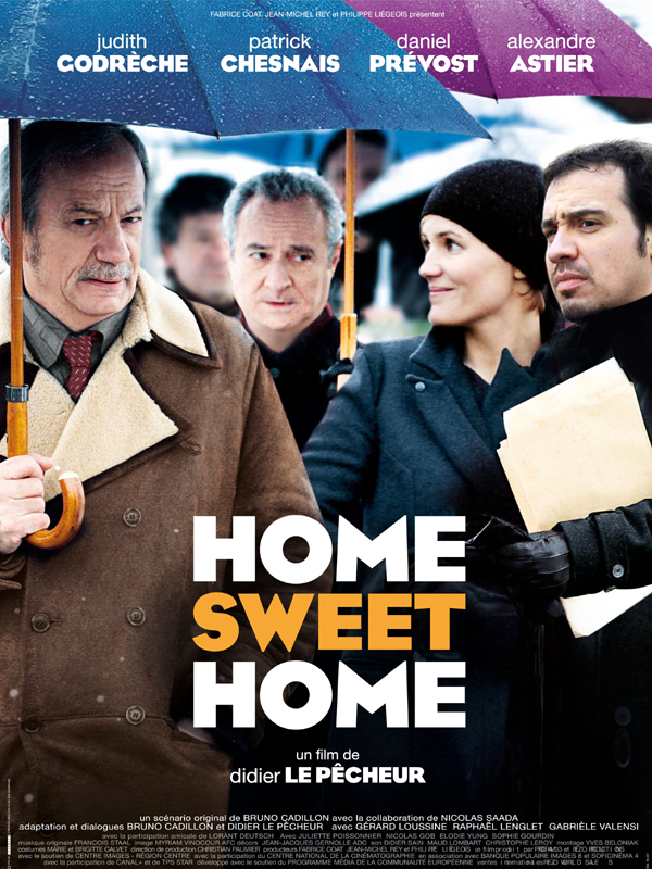 "Afficher ""Home Sweet Home"""
