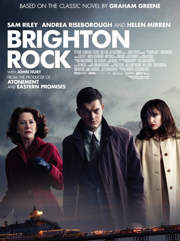 Film Fest Gent - Brighton Rock