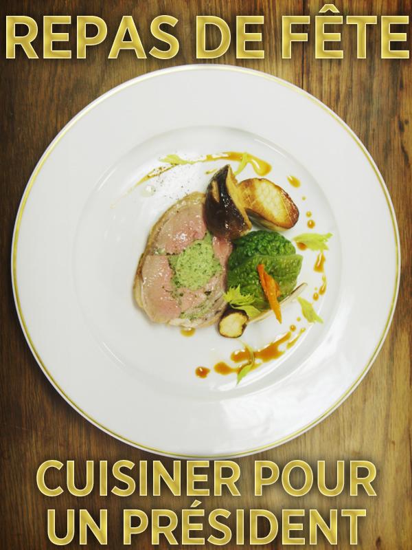 Repas de fête - Cuisiner pour un président | Valluet, Matthieu (Réalisateur)